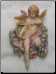 Cherub with Leg Down